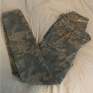 Camo Old navy jeans